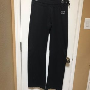 BCBG Maxazria Black Sweatpants Pants VGC